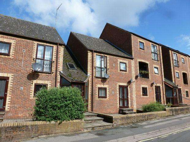 2 Bedrooms Apartment Flat for sale in Howards Crescent, Causeway, Banbury