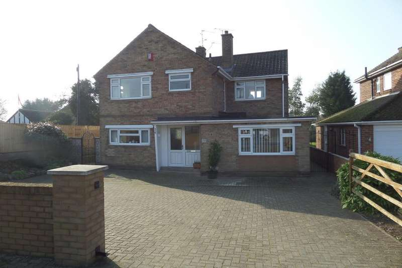 4 Bedrooms Detached House for sale in Lea Road, Gainsborough