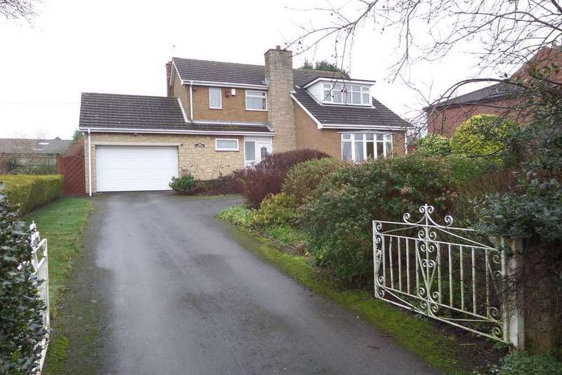 4 Bedrooms Detached House for sale in Morton Road, Laughton