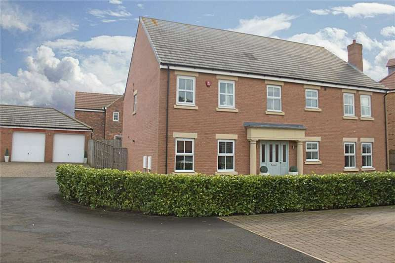 5 Bedrooms Detached House for sale in Frocester Court, Ingleby Barwick