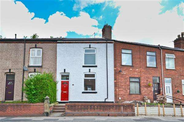 3 Bedrooms Terraced House for sale in Walthew Lane, Wigan