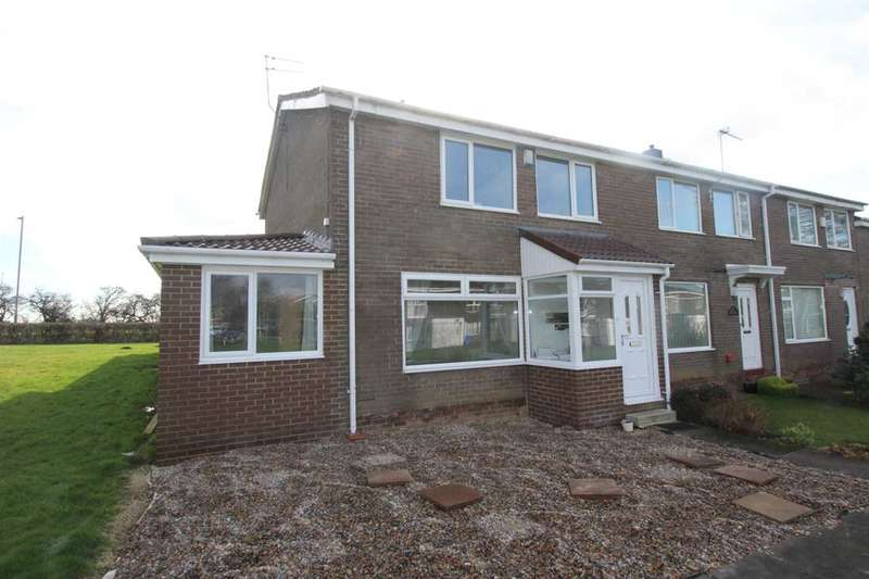 5 Bedrooms Terraced House for sale in Wreay Walk, Cramlington