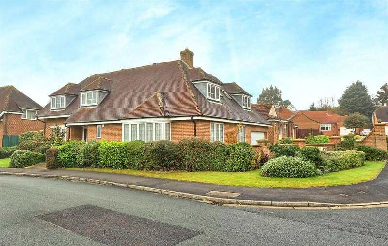 3 Bedrooms Detached House for sale in Whinflower Drive, Norton