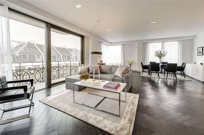 1 Bedroom Flat for sale in Westbourne Grove, Notting Hill, London, W2