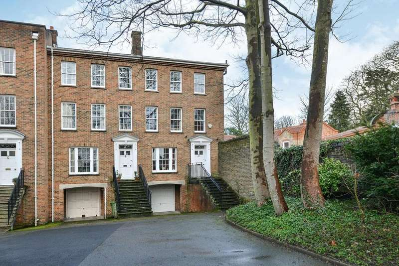 4 Bedrooms Terraced House for sale in Dulwich Village, Dulwich Village, SE21