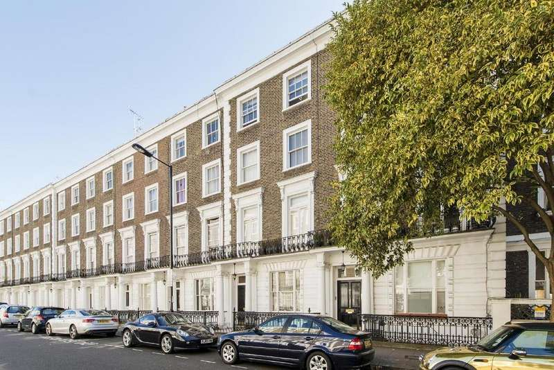 2 Bedrooms Flat for sale in Orsett Terrace, Bayswater, W2