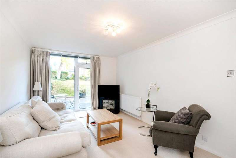 1 Bedroom Flat for sale in Priors Lodge, 56-58 Richmond Hill, Richmond, Surrey, TW10