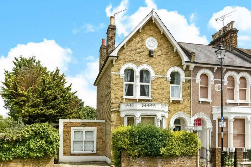 5 Bedrooms Terraced House for sale in Algernon Road, Lewisham, SE13