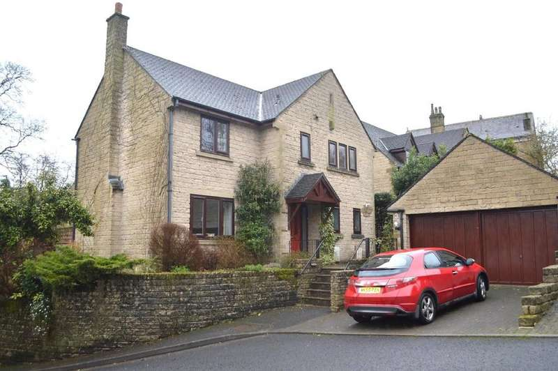 4 Bedrooms Detached House for sale in Church Bank, Off Whaley Lane, Whaley Bridge