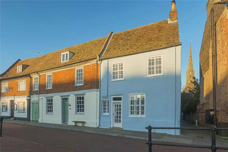 3 Bedrooms End Of Terrace House for sale in The Quay, St. Ives, Cambridgeshire, PE27
