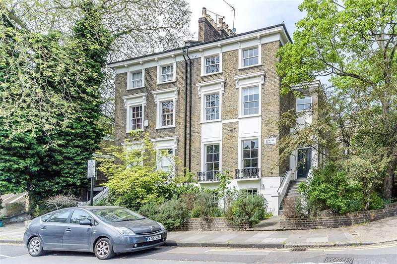 4 Bedrooms Semi Detached House for sale in Alwyne Road, Islington, London, N1