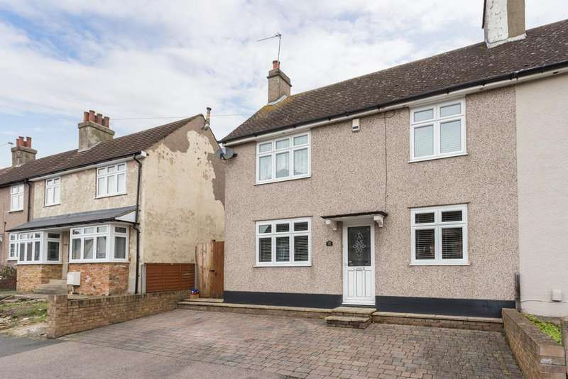 3 Bedrooms Semi Detached House for sale in Green Walk, Crayford