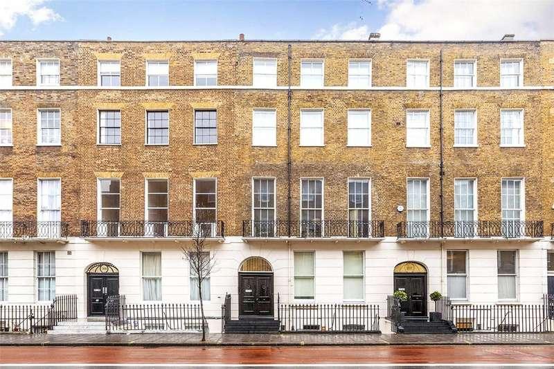 3 Bedrooms Flat for sale in Gloucester Place, Marylebone, London, W1U
