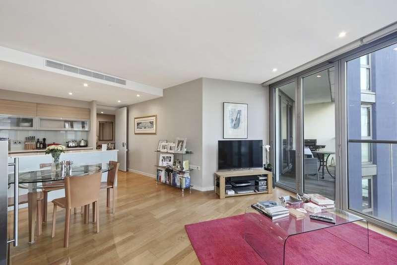 2 Bedrooms Flat for sale in Eastfields Avenue, SW18