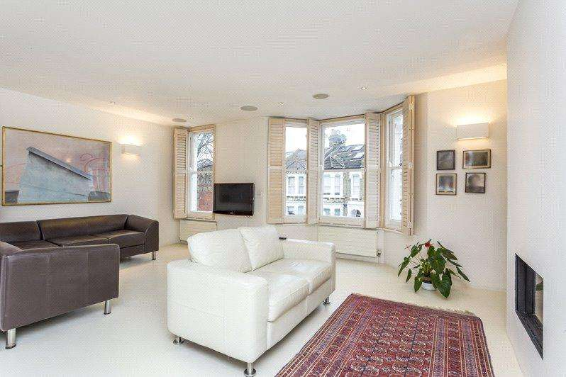 2 Bedrooms Apartment Flat for sale in Leathwaite Road, London, SW11