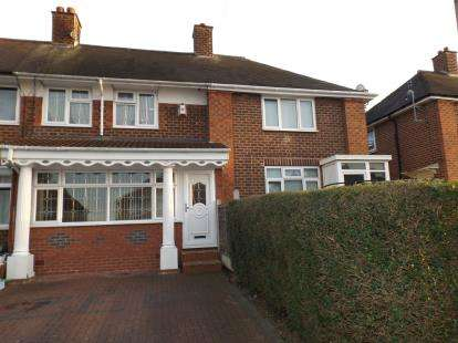 3 Bedrooms Terraced House for sale in Wyndhurst Road, Stechford, Birmingham, West Midlands