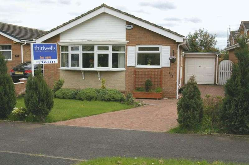 2 Bedrooms Detached Bungalow for sale in Wallington Road, Billingham