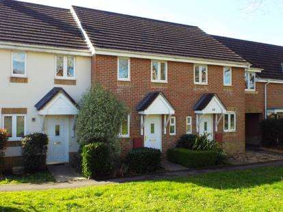 2 Bedrooms Terraced House for sale in Swanmore, Southampton, Hampshire