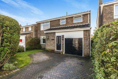 4 Bedrooms Detached House for sale in Green Court, Esh, Durham, DH7