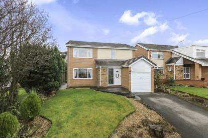 3 Bedrooms Detached House for sale in Bryn Aber, Holywell, Flintshire, CH8