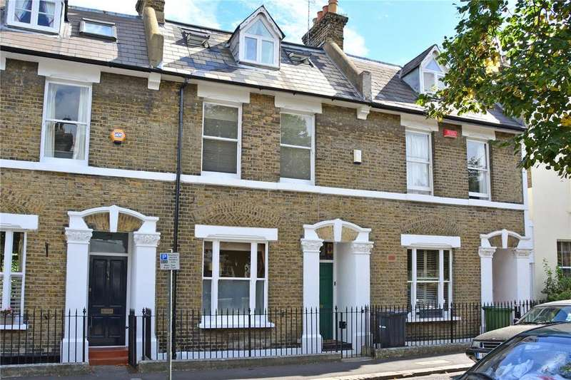 3 Bedrooms Terraced House for sale in Dartmouth Row, Greenwich, London, SE10