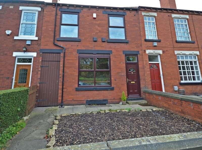 3 Bedrooms Terraced House for sale in Dewsbury Road, Wakefield