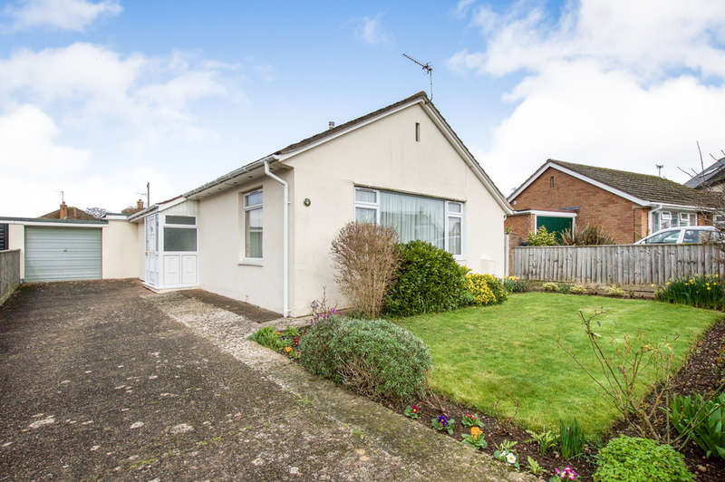 2 Bedrooms Detached Bungalow for sale in Keverel Road, Exmouth, Exmouth, EX8