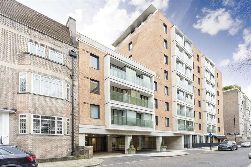 2 Bedrooms Apartment Flat for sale in Hyde Park Square, London, W2