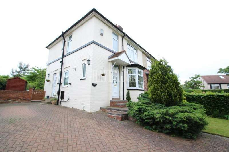 3 Bedrooms Semi Detached House for sale in Ridgeway Road, Gleadless, S12