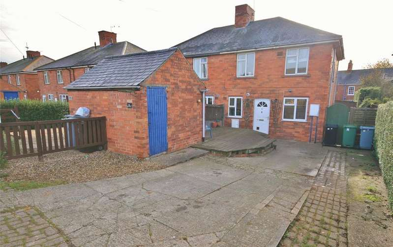 3 Bedrooms Semi Detached House for sale in Marratts Lane, Great Gonerby, NG31