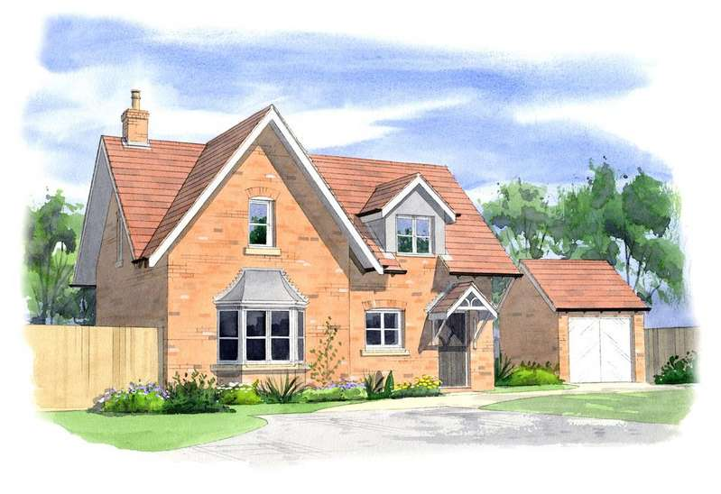 4 Bedrooms Detached House for sale in Mill Lane, Saxilby, LN1