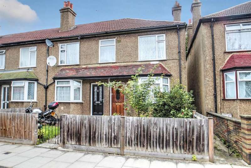 3 Bedrooms Maisonette Flat for sale in Lammas Avenue, Mitcham, CR4