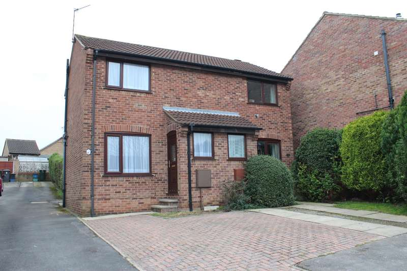 1 Bedroom Semi Detached House for sale in Meadow Way, Tadcaster, LS24 8NA