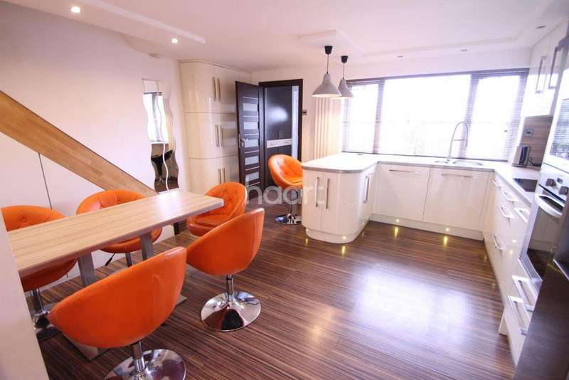 3 Bedrooms Semi Detached House for sale in Drake Gardens, Braintree