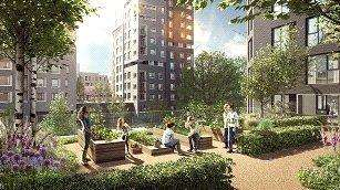 3 Bedrooms Flat for sale in Elephant Park, Elephant Castle, London