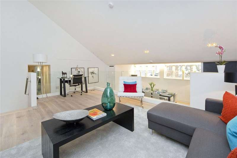 3 Bedrooms Penthouse Flat for sale in Flat 11, 16 Abbey Road, London, NW8