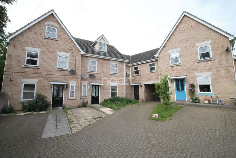 2 Bedrooms End Of Terrace House for sale in Cumberland Street, Ipswich, IP1