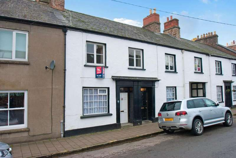 3 Bedrooms Terraced House for sale in Brook Street, Bampton
