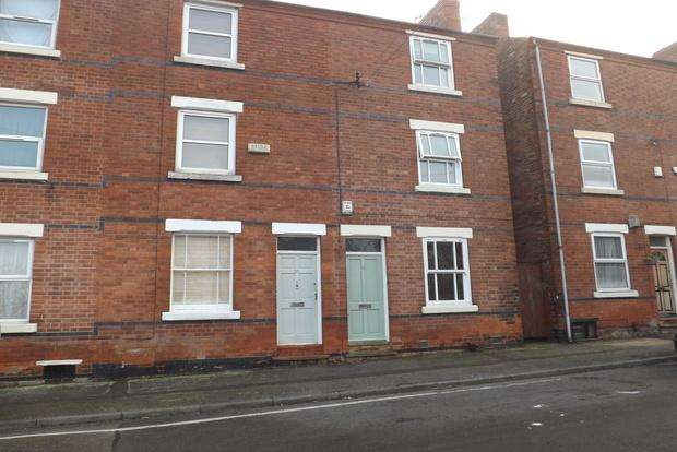 3 Bedrooms End Of Terrace House for sale in Mansfield Street, Sherwood, Nottingham, NG5