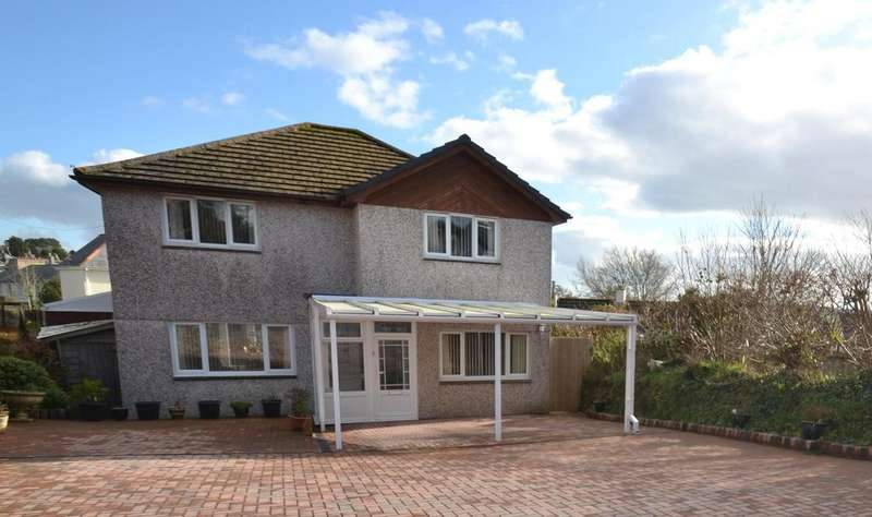 4 Bedrooms Detached House for sale in Beacon Road, Bodmin