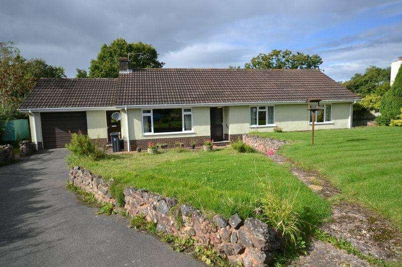 3 Bedrooms Detached Bungalow for sale in Aylesbeare