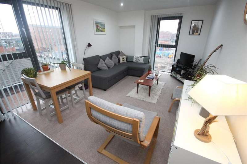 2 Bedrooms Flat for sale in Nuovo Building, Ancoats Urban Village, Great Ancoats Street, Manchester, M4
