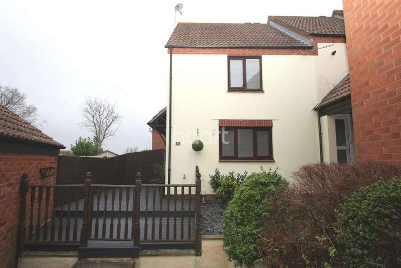3 Bedrooms End Of Terrace House for sale in Hameldown Close, Shiphay