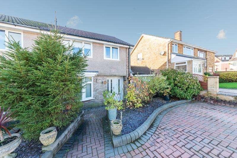 3 Bedrooms Semi Detached House for sale in Elm Grove, Newport, Newport. NP20 6JF