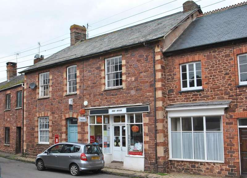 7 Bedrooms Terraced House for sale in Jubilee Terrace, Timberscombe