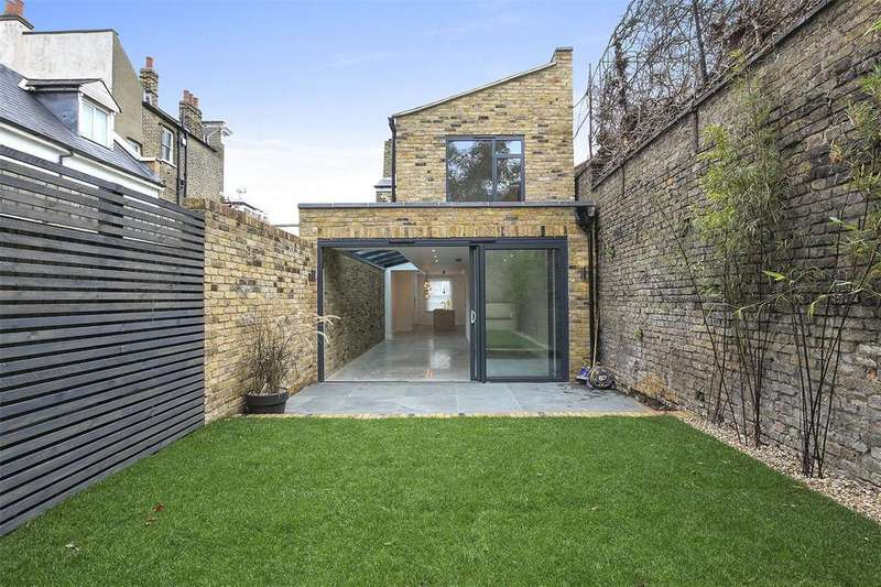 3 Bedrooms Terraced House for sale in Thornville Street, London, SE8