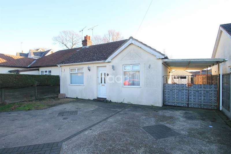 2 Bedrooms Bungalow for sale in Woodbridge Road, Ipswich