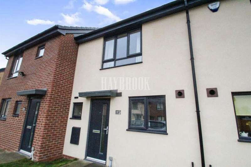 2 Bedrooms Terraced House for sale in Kirkstall Road, New Lodge