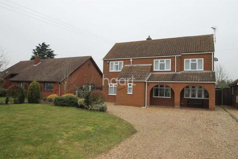 4 Bedrooms Detached House for sale in The Causeway, Stow Bridge