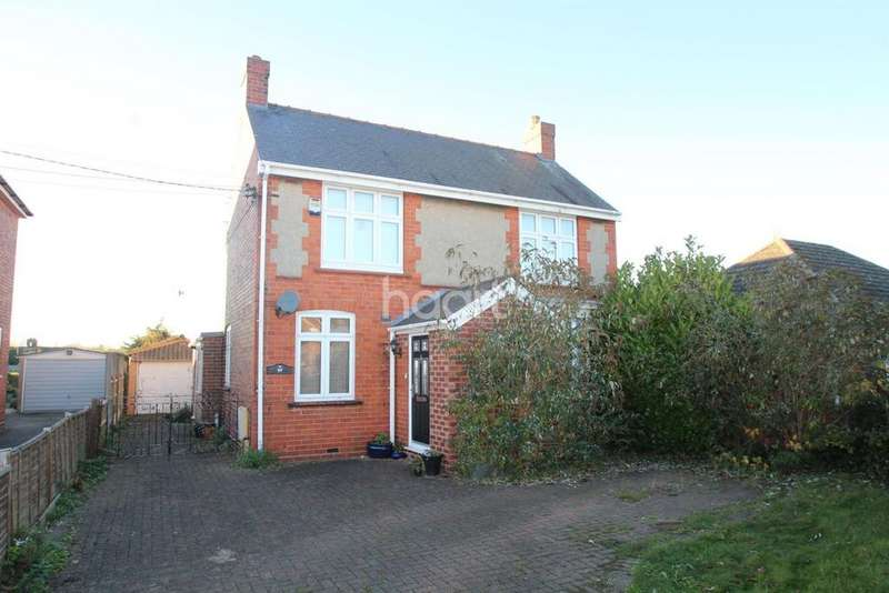 3 Bedrooms Detached House for sale in Station Road, Branston, Lincoln, LN4
